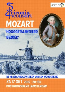 Flyer Mozart website